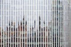 budynków okno Fotografia Stock