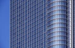 budynków okno współcześni korporacyjni Obrazy Stock