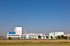 budynków przemysłu park Zdjęcia Stock