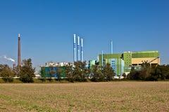 budynków przemysłu park Obraz Stock