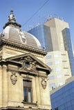 budynków różnicy nowy stary Fotografia Stock