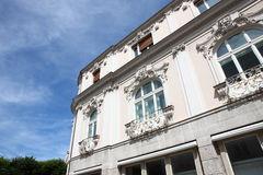 Budynków szczegóły Zdjęcie Stock