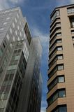 budynki biurowe Zdjęcie Royalty Free