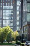 budynki biurowe Zdjęcie Stock