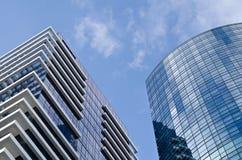 budynki biurowe berlin Obrazy Royalty Free