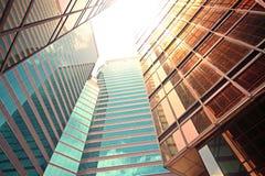 budynki biurowi Zdjęcia Stock
