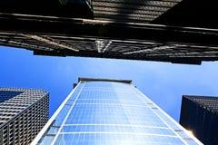 budynki biurowi Obraz Royalty Free
