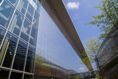 Budynki biurowi - Akcyjny wizerunek Obraz Royalty Free