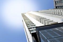 Budynki biurowi w mieście Zdjęcia Royalty Free
