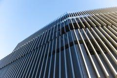 Budynki biurowi z nowożytną korporacyjną architekturą Zdjęcie Stock