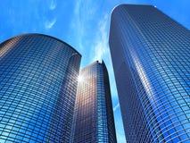 budynki biznesowi Obraz Stock