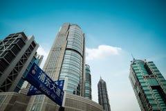 budynki biznesowy Canada centrum w centrum pieniężny nowożytny Toronto Obrazy Stock