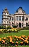 budynki Coimbra Obrazy Royalty Free