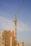 budynki crane nowożytnego Fotografia Stock