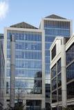 budynki Dublin nowożytny Zdjęcia Stock