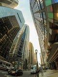 Budynki Filadelfia Zdjęcia Stock