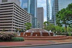budynki Houston Texas Zdjęcia Stock