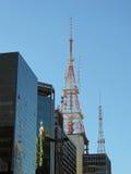 Budynki i anteny Obraz Royalty Free