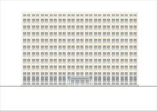Budynki i struktury xx wiek wczesny i w połowie Fotografia Royalty Free