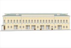 Budynki i struktury xx wiek wczesny i w połowie Zdjęcie Stock