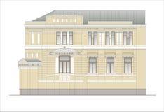 Budynki i struktury xx wiek wczesny i w połowie Obrazy Royalty Free