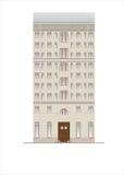 Budynki i struktury xx wiek wczesny i w połowie Zdjęcia Royalty Free