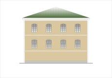 Budynki i struktury xx wiek wczesny i w połowie Zdjęcia Stock