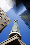 budynki korporacyjni Obrazy Royalty Free