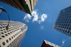 budynki korporacyjnych Zdjęcie Royalty Free
