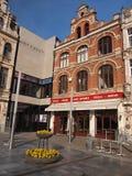 Budynki Leuven, Belgia (,) Obrazy Stock