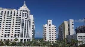 Budynki Miami obraz stock