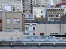 budynki miejskie Obrazy Stock