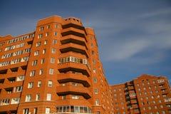 budynki mieszkalne Obrazy Royalty Free