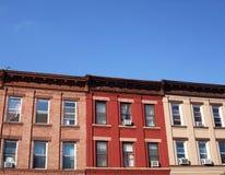 budynki mieszkalne Obraz Stock