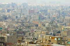 Budynki Mieszkalni Kair, Egipt - zdjęcie royalty free