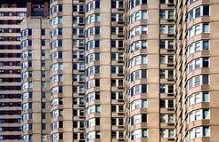 budynki mieszkaniowi Obraz Stock