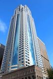 Budynki Mieszkaniowi z niebem Zdjęcia Royalty Free