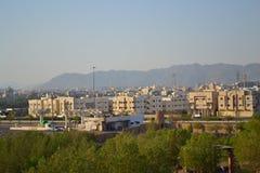 Budynki od południe Medina Zdjęcie Royalty Free