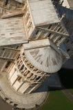 budynki target1031_0_ Pisa wierza Obraz Royalty Free