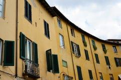 budynki włoscy Zdjęcia Stock