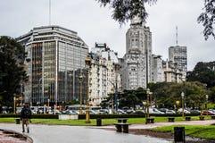 Budynki w Buenos Aires Obrazy Royalty Free