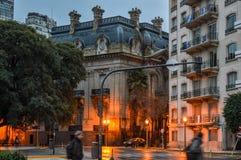 Budynki w Buenos Aires Fotografia Royalty Free