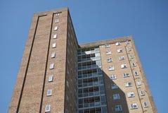 Budynki w Hackney centrali zdjęcie royalty free