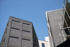 Budynki w Hackney centrali obrazy stock