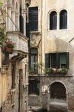 budynki Włoch Wenecji Zdjęcia Stock