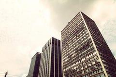 Budynki w Sao Paulo zdjęcia stock