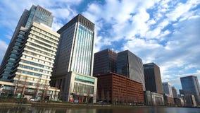 Budynki w Tokio, Japonia zbiory wideo