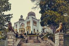 budynku arabski artystyczny styl Obraz Royalty Free