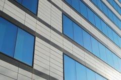 budynku biura ściana Zdjęcie Royalty Free