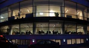 budynku biura ściana Obrazy Stock